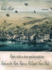 Knjiga u ponudi Rijeka i okolica u starim engleskim putopisima - Rijeka and the Rijeka Region in old English travel books