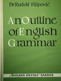 Knjiga u ponudi An outline of English grammar